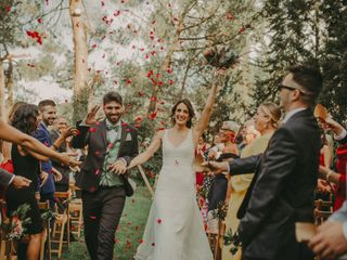 La boda de Cris y Marc