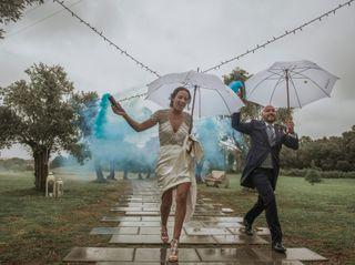 La boda de Cris y Gero
