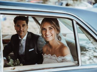 La boda de Yoli y Yago