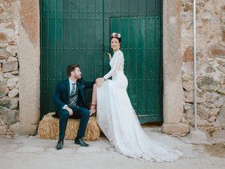 La boda de Rocío y Juanmi