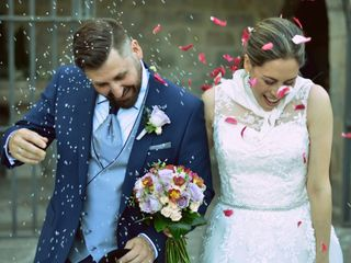 La boda de Rosana y Manu