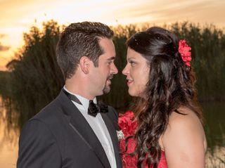 La boda de Isabel y Giuseppe