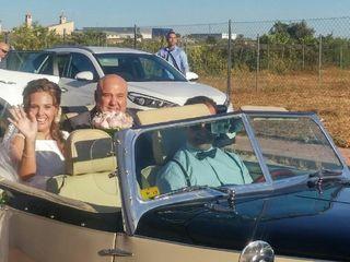 La boda de Estefanía  y Rubén  1