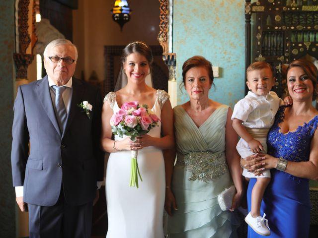 La boda de Iván y Elena en Alhaurin El Grande, Málaga 20