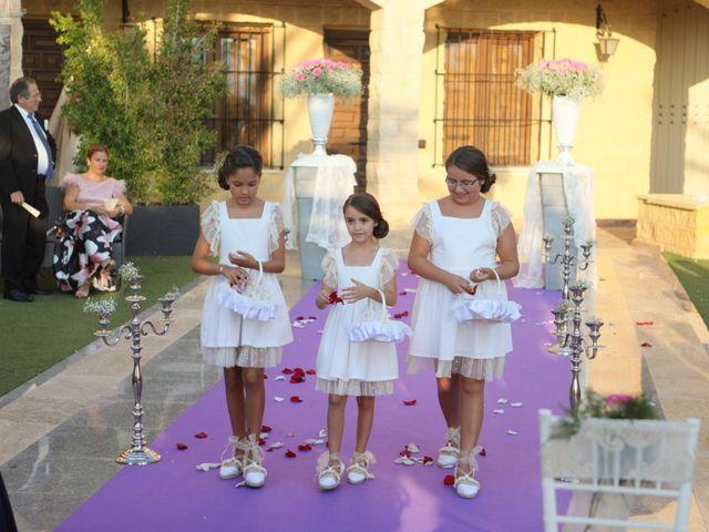 La boda de Iván y Elena en Alhaurin El Grande, Málaga 23
