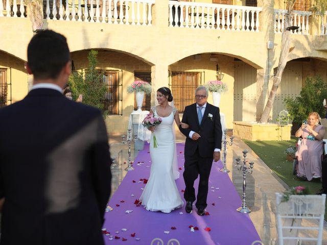 La boda de Iván y Elena en Alhaurin El Grande, Málaga 24
