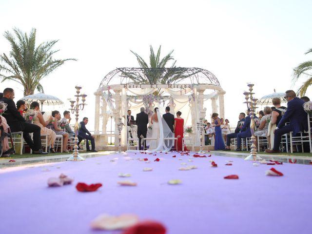 La boda de Iván y Elena en Alhaurin El Grande, Málaga 26
