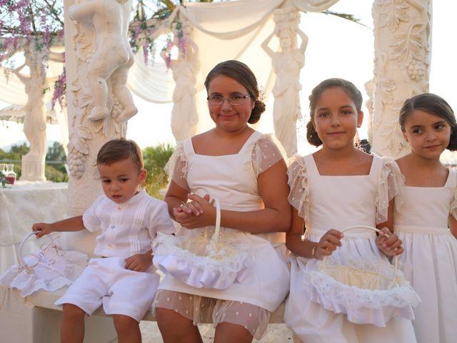 La boda de Iván y Elena en Alhaurin El Grande, Málaga 27
