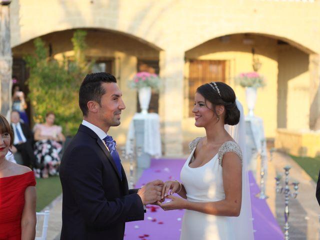 La boda de Iván y Elena en Alhaurin El Grande, Málaga 28