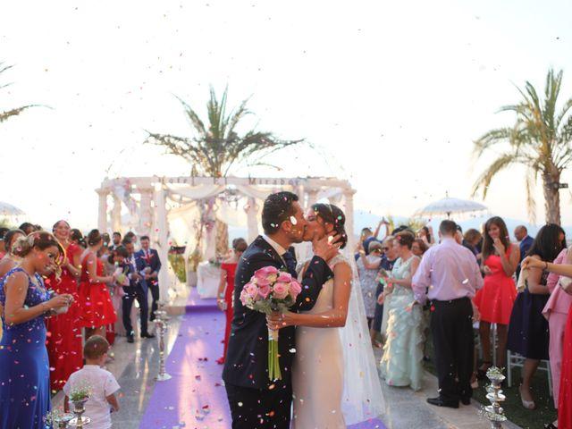 La boda de Iván y Elena en Alhaurin El Grande, Málaga 31