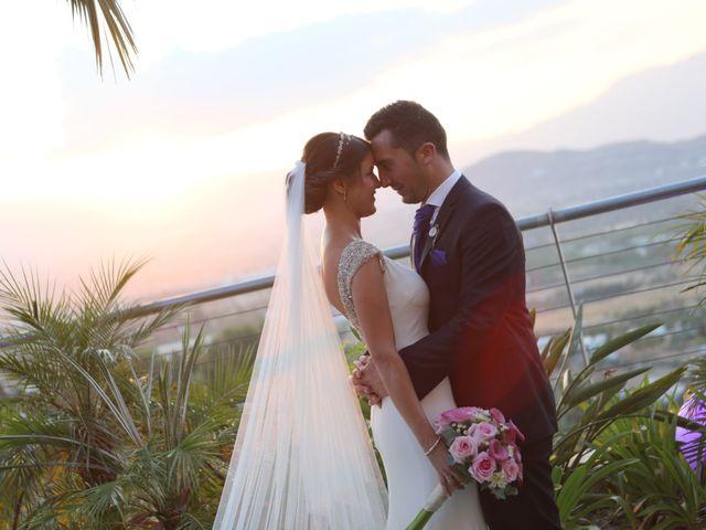 La boda de Iván y Elena en Alhaurin El Grande, Málaga 32