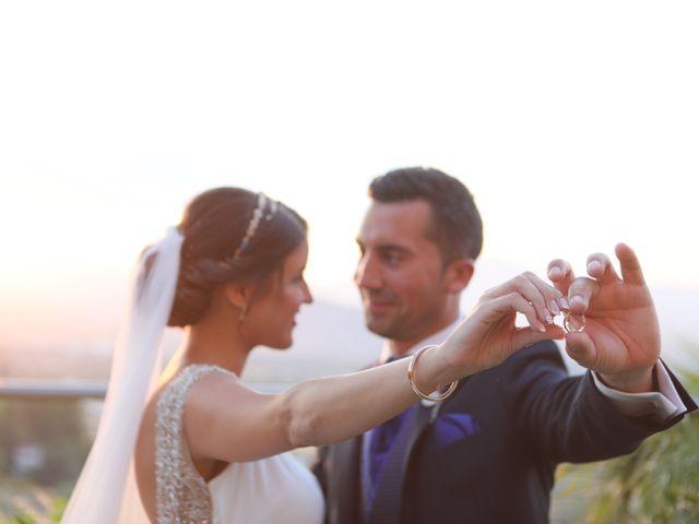 La boda de Iván y Elena en Alhaurin El Grande, Málaga 33