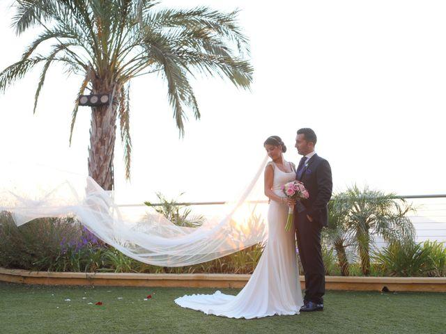 La boda de Iván y Elena en Alhaurin El Grande, Málaga 34