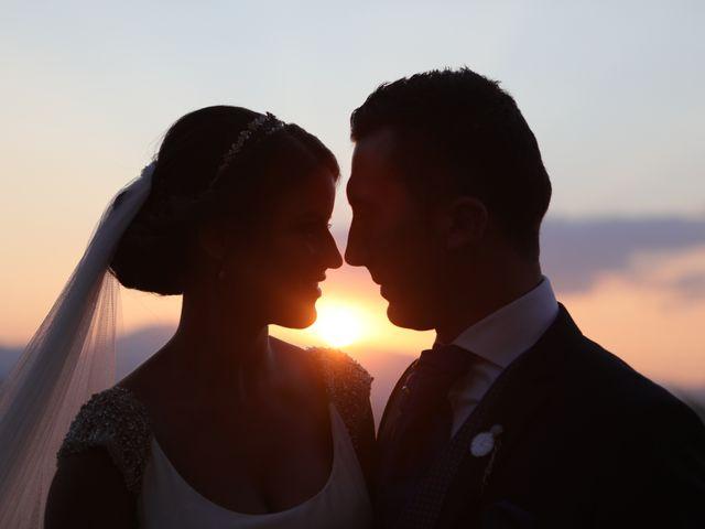 La boda de Iván y Elena en Alhaurin El Grande, Málaga 36