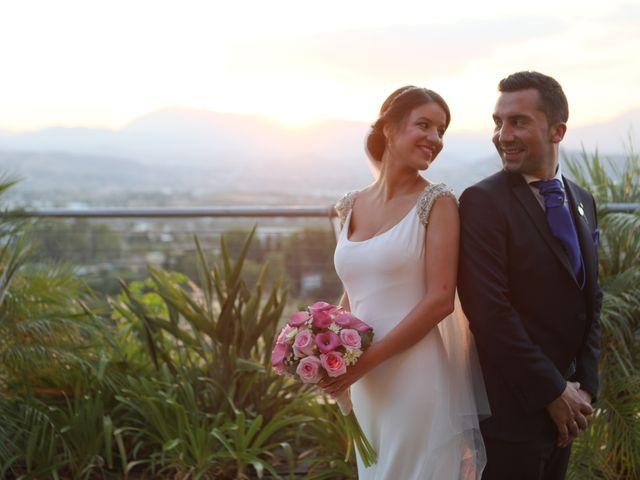 La boda de Iván y Elena en Alhaurin El Grande, Málaga 38