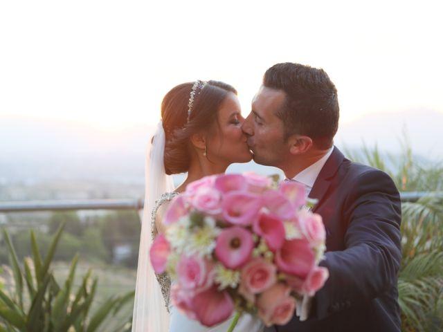 La boda de Elena y Iván