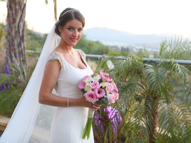 La boda de Iván y Elena en Alhaurin El Grande, Málaga 39