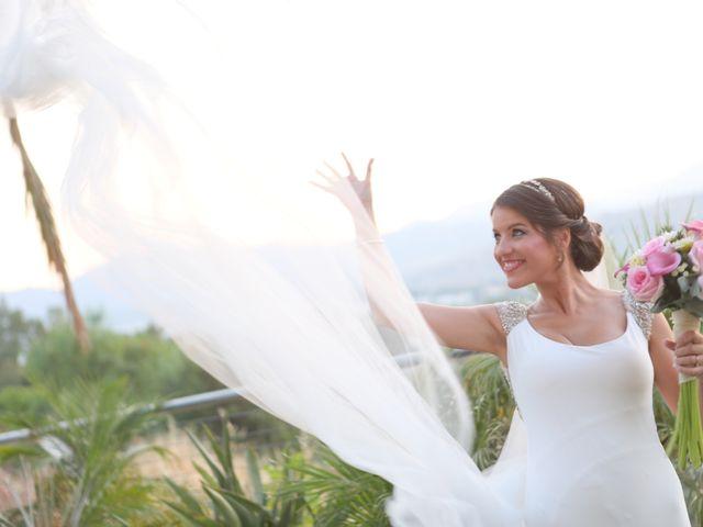 La boda de Iván y Elena en Alhaurin El Grande, Málaga 40