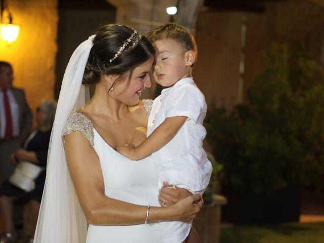 La boda de Iván y Elena en Alhaurin El Grande, Málaga 41