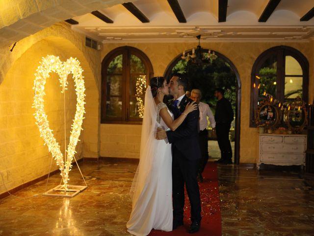 La boda de Iván y Elena en Alhaurin El Grande, Málaga 42