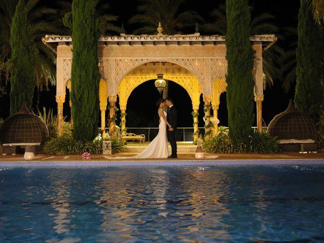 La boda de Iván y Elena en Alhaurin El Grande, Málaga 44