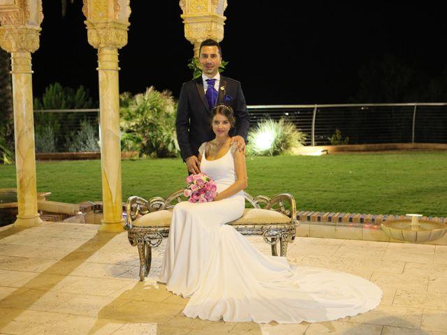 La boda de Iván y Elena en Alhaurin El Grande, Málaga 45