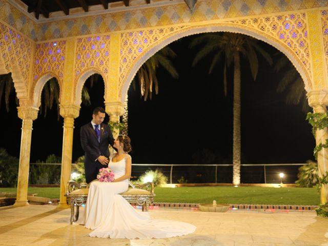 La boda de Iván y Elena en Alhaurin El Grande, Málaga 46