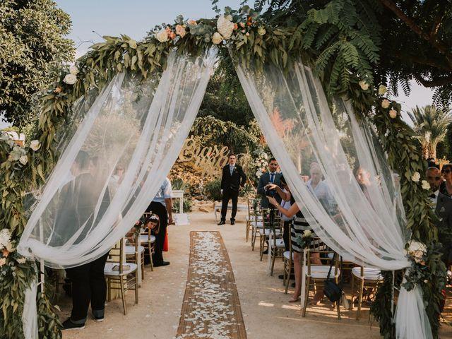 La boda de Rubñen y Cristina en Elx/elche, Alicante 15