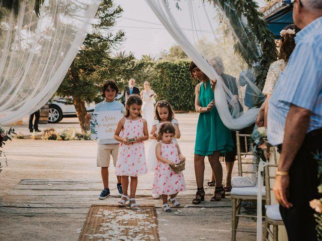 La boda de Rubñen y Cristina en Elx/elche, Alicante 16