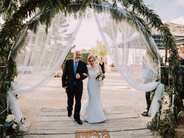 La boda de Rubñen y Cristina en Elx/elche, Alicante 17
