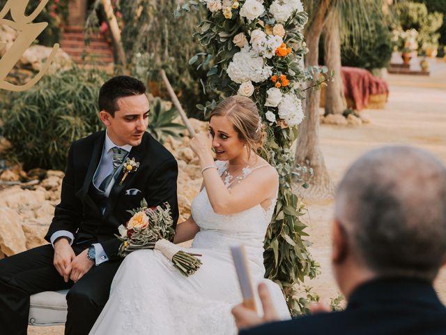 La boda de Rubñen y Cristina en Elx/elche, Alicante 22