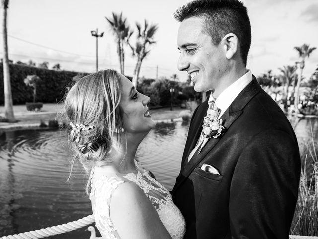 La boda de Rubñen y Cristina en Elx/elche, Alicante 28