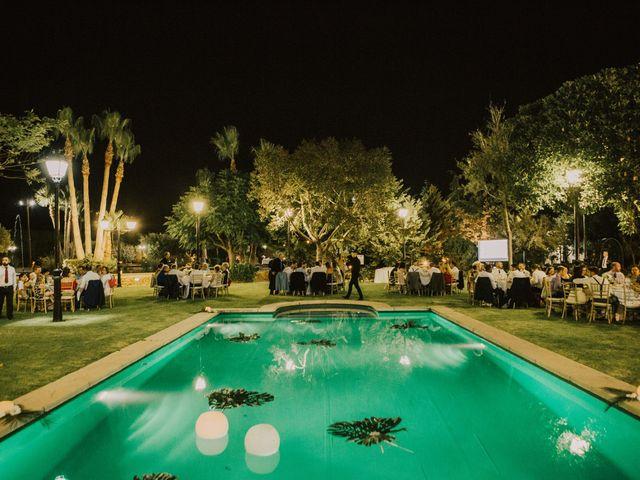 La boda de Rubñen y Cristina en Elx/elche, Alicante 35