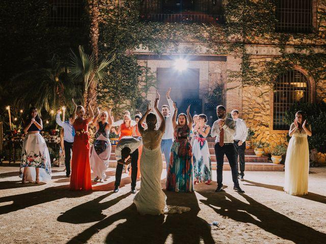 La boda de Rubñen y Cristina en Elx/elche, Alicante 41