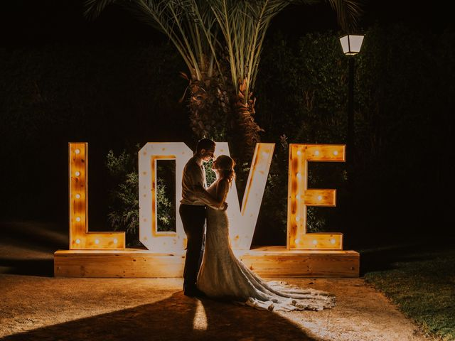 La boda de Rubñen y Cristina en Elx/elche, Alicante 45