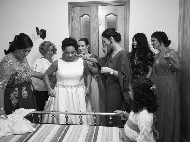 La boda de Juan y Nazaret en Mérida, Badajoz 8