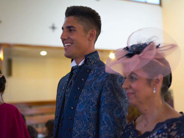 La boda de Juan y Nazaret en Mérida, Badajoz 12