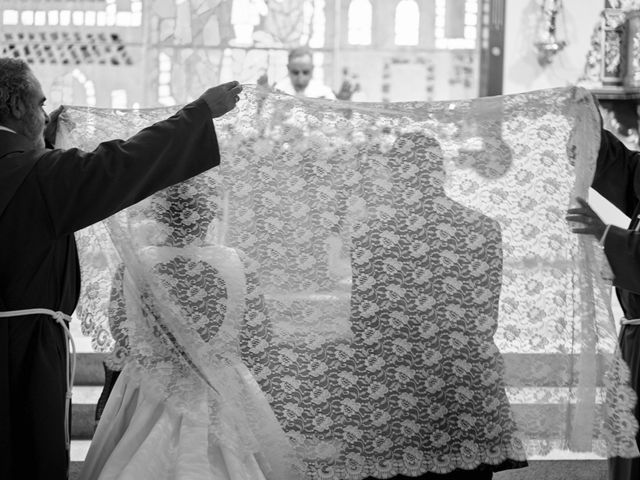 La boda de Juan y Nazaret en Mérida, Badajoz 13