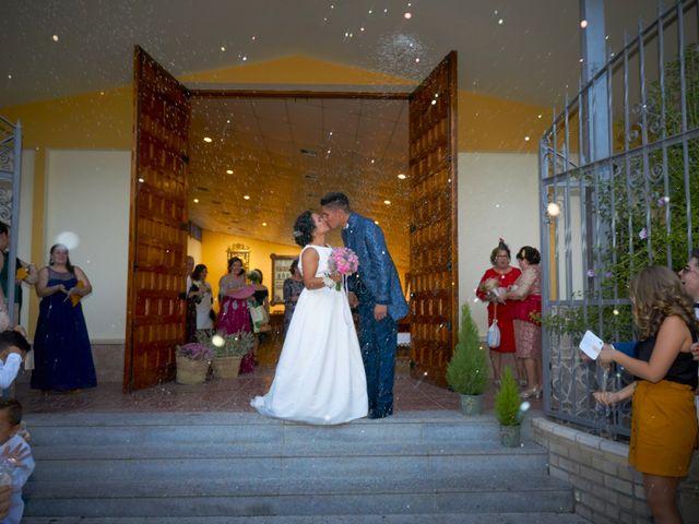 La boda de Juan y Nazaret en Mérida, Badajoz 14