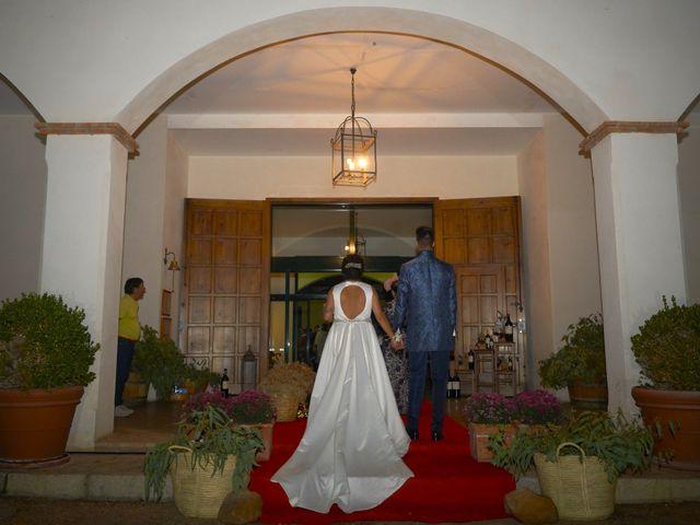 La boda de Juan y Nazaret en Mérida, Badajoz 16