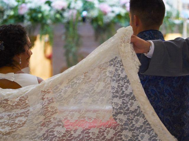 La boda de Juan y Nazaret en Mérida, Badajoz 27