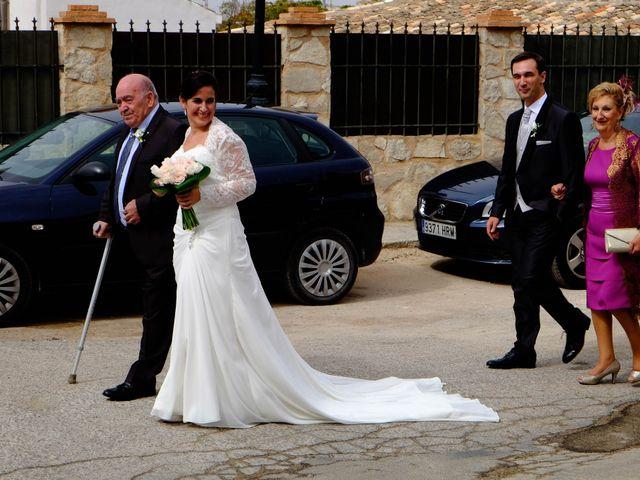 La boda de Alberto y Carolina en Belmonte, Cuenca 1