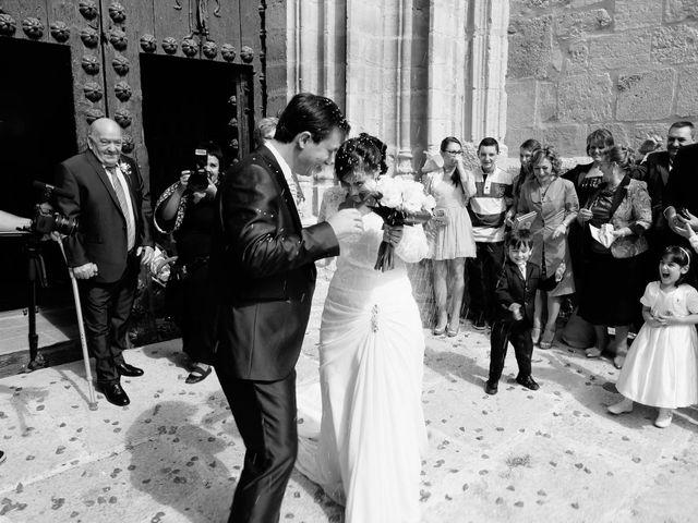 La boda de Alberto y Carolina en Belmonte, Cuenca 2
