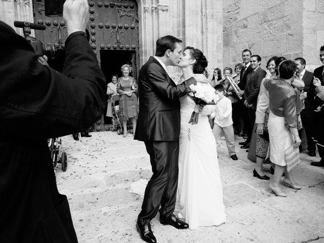 La boda de Alberto y Carolina en Belmonte, Cuenca 3