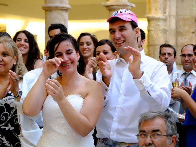 La boda de Alberto y Carolina en Belmonte, Cuenca 6