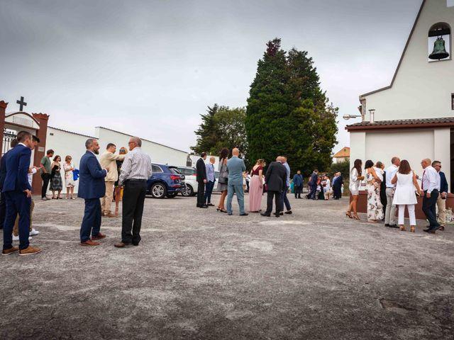 La boda de Jose y Ainhoa en Santa Ana De Abuli, Asturias 7