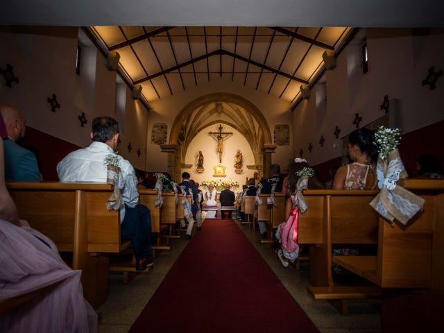 La boda de Jose y Ainhoa en Santa Ana De Abuli, Asturias 14