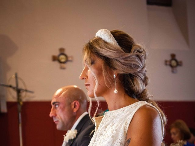 La boda de Jose y Ainhoa en Santa Ana De Abuli, Asturias 15