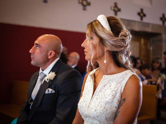 La boda de Jose y Ainhoa en Santa Ana De Abuli, Asturias 17