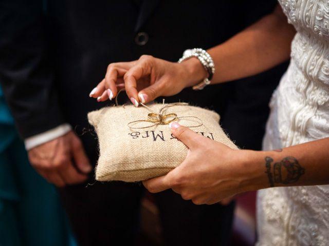 La boda de Jose y Ainhoa en Santa Ana De Abuli, Asturias 18